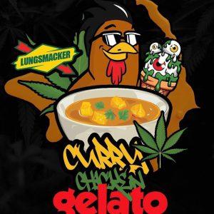 Curry Chicken Gelato